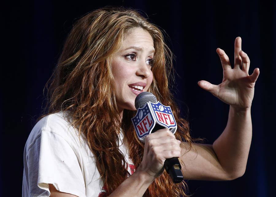 Shakira recurre el juicio en España por un fraude fiscal