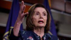 Pelosi: La Cámara no considerará plan bipartidista de infraestructura sin propuesta de reconciliación