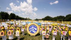Persecución del PCCh a Falun Gong debe ser reconocida como genocidio: activista en rally de D.C.