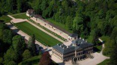 El palacio de porcelana más antiguo de Alemania: el Palacio Favorito de Rastatt