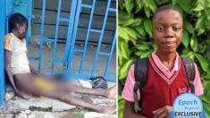 """Niño entre """"los peores casos de abuso infantil"""", sobrevive y ahora asiste a la escuela"""