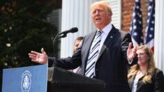 """""""Lo espero con ansias"""": Trump dice que declarará en demanda contra Twitter, Google y Facebook"""