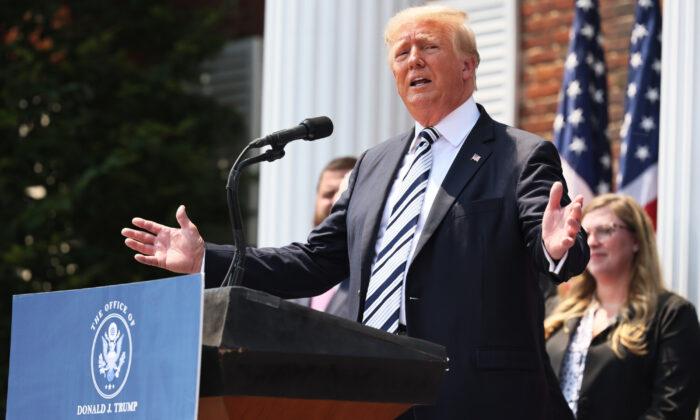 Trump asegura que el régimen cubano no podría haber durado si él fuera presidente