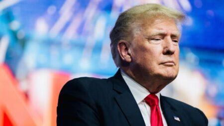 Las declaraciones de impuestos de Trump deben entregarse al Congreso: Departamento de Justicia