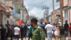 EE. UU. sanciona a más funcionarios de Cuba por represión violenta durante protestas