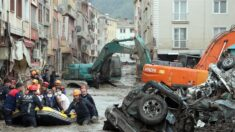 Al menos 27 los fallecidos por las inundaciones en el norte de Turquía