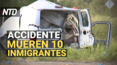 NTD Noticias: Al menos 10 inmigrantes muertos por accidente en Tx; Más detalles del caso Cuomo   NTD