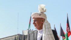 Emiratos Árabes Unidos confirma que Ghani se refugia en su territorio