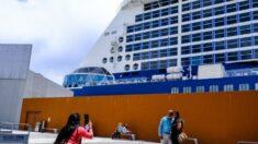 CDC instan a viajeros vacunados con alto riesgo de sufrir complicaciones por COVID a evitar cruceros