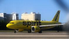 La aerolínea Spirit cancela vuelos debido a fallos operativos en la red