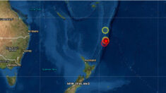 Un sismo de magnitud 6.3 sacude las islas Kermadec de Nueva Zelanda