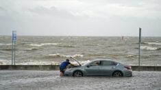 Ida se degrada a depresión tropical sobre el estado sureño de Mississippi