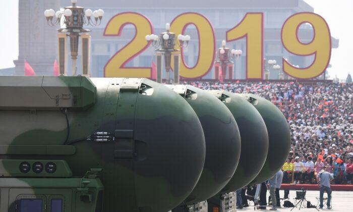 China pronto podría utilizar armas nucleares para 'coaccionar' a EE.UU., advierten expertos