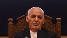 Ashraf Ghani defiende su huida de Afganistán y niega las acusaciones de corrupción