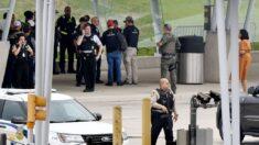 Confirman la muerte de un policía del Pentágono en tiroteo