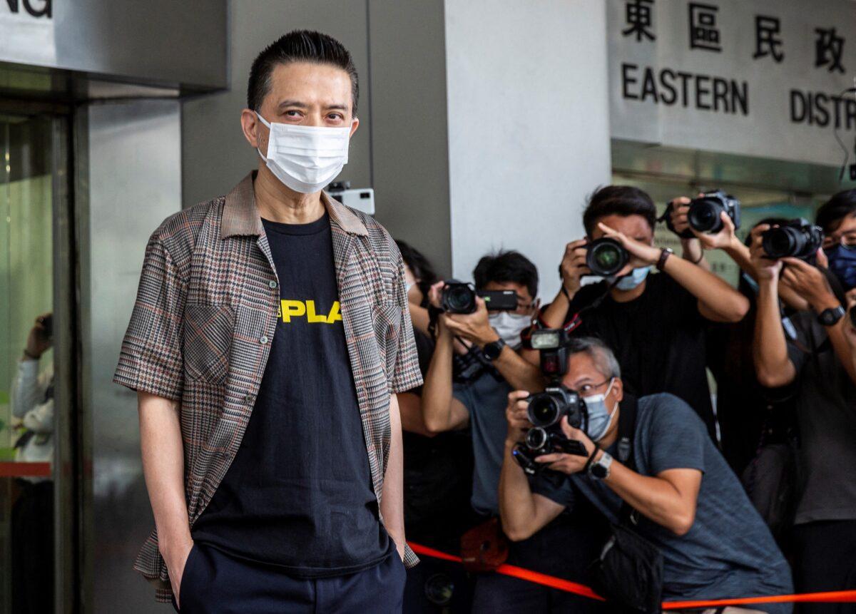 Retiran cargos de corrupción contra cantante prodemocrático de Hong Kong