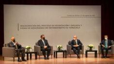 Los diálogos de Venezuela se reanudan en México