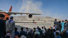 Al menos 6 personas muertas por el caos en el aeropuerto de Kabul, según testigos
