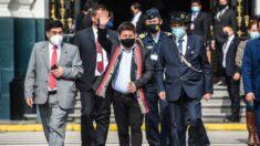 Allanan locales de partido de Gobierno de Perú por presunto lavado de activos