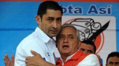 Capturan a hijo de expresidente de Guatemala Otto Pérez Molina por corrupción