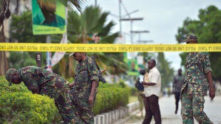 Hombre armado mata a 4 personas en un ataque cerca de la embajada de Francia en Tanzania