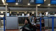 Aeropuerto de Shanghai registra 5 casos de contagio de COVID-19 en vacunados