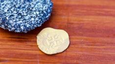 Buzo encuentra moneda de oro valorada en USD 98,000 en naufragio español de 400 años en Florida
