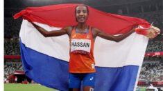 Quién es Sifan Hassam, la atleta holandesa que se levantó de una caída y ganó el oro en Tokio