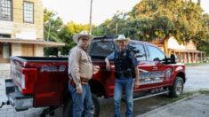 Condado de Texas envía ayuda a las fuerzas del orden en la región fronteriza
