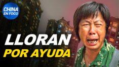 China en Foco: Cuarentena en China: locales lloran por ayuda. Sellan puertas de casas. Nuevo epicentro del virus