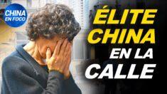 China en Foco: Élites chinas quedan en la calle. China da una teoría sobre el origen del virus