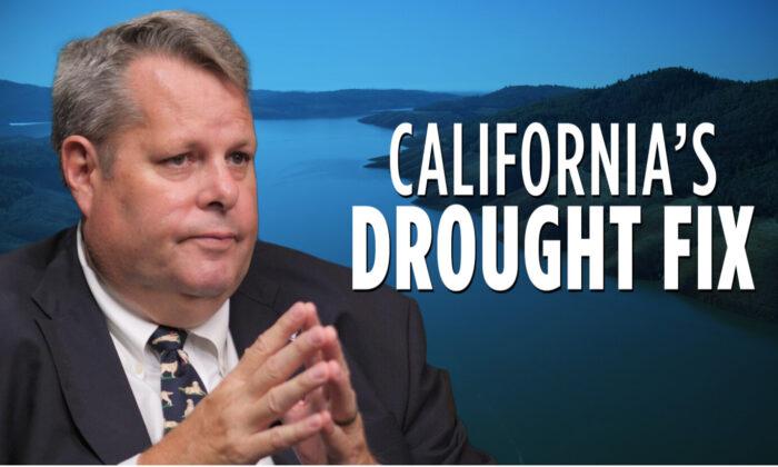 Escasez de agua en California tiene más que ver con la política que con el agua: Reseña de Epoch TV