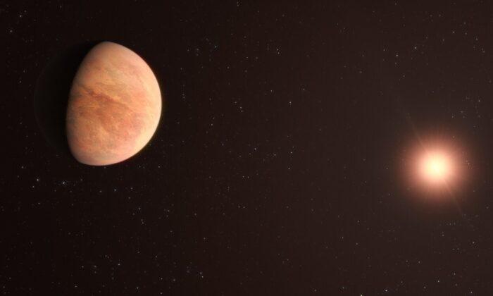 Sistema planetario cercano podría tener las condiciones adecuadas para albergar vida