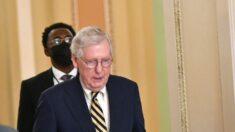 McConnell: Biden debería retirar a Chipman como candidato para dirigir la Oficina de Armas de Fuego