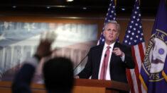 """""""Habrá un día de ajuste de cuentas"""" por las acciones de Biden en Afganistán, dice Kevin McCarthy"""