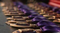 13 militares estadounidenses víctimas del ataque en Kabul reciben el Corazón Púrpura a título póstumo