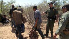 Agentes fronterizos rescatan a 7 inmigrantes cerca de frontera con México