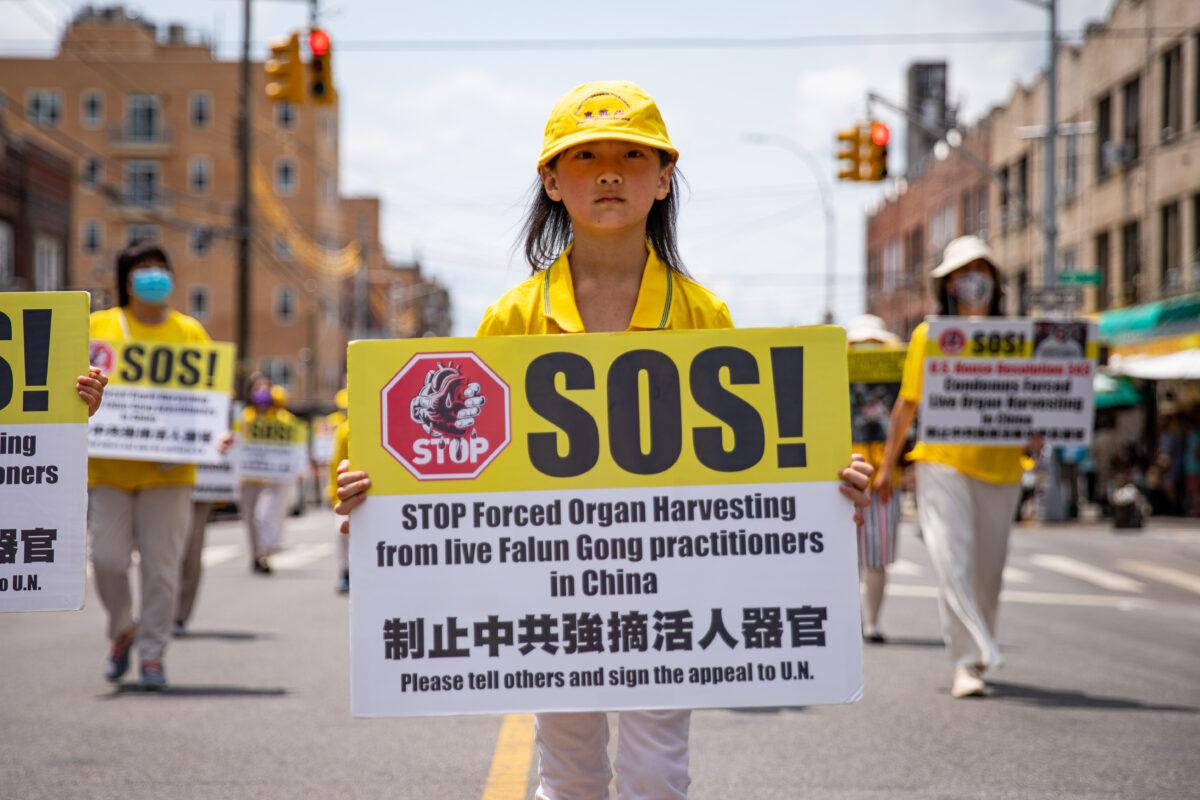 La sustracción forzada de órganos en China es un genocidio médico con fines de lucro