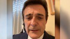 """Carlos Iglesias dijo """"solo es el inicio"""" sobre la Cumbre Mundial contra la Sustracción Forzada de Órganos"""