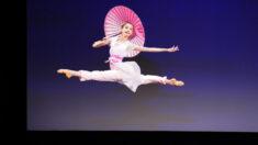 La cultura perdida de China se exhibe en competencia de danza en Nueva York