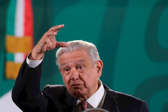 """López Obrador: """"No queremos que México sea un campamento de migrantes"""""""