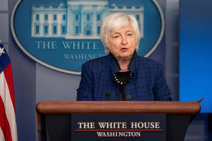 Los republicanos se oponen a que Yellen defienda el fisgoneo del IRS en las cuentas bancarias