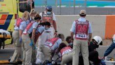 Fallece el piloto español Dean Berta Viñales, de 15 años, en el Circuito de Jerez
