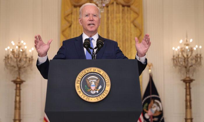 Legisladores republicanos presentan artículos de impeachment contra Biden