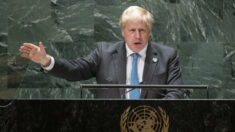 El activismo climático no es un pretexto para atacar al capitalismo, dice Boris Johnson