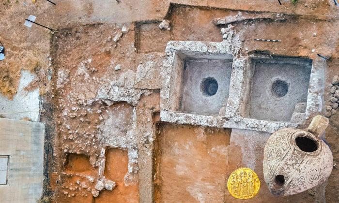 Arqueólogos descubren área industrial de 1500 años de antigüedad y artefactos bizantinos en Israel