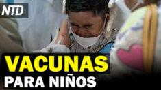NTD Noticias: Anthony Fauci espera que la FDA apruebe vacunas infantiles