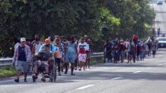Al menos 46 migrantes han muerto durante su travesía por México en 2021