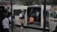 Guardia Nacional de México detiene a 150 migrantes haitianos en frontera