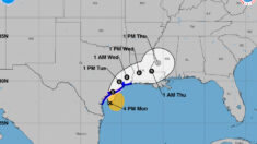 """Emiten alerta de """"alto riesgo"""" por inundaciones repentinas en el suroeste de Luisiana por Nicholas"""